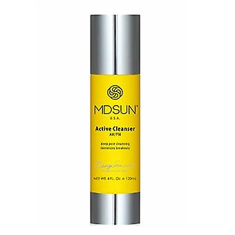 MDSUN aktiv Cleanser 4oz / 120ml