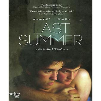 Sidste sommer [Blu-ray] USA importerer