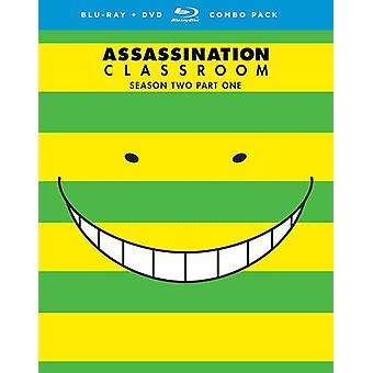 Assassination Classroom: Season Two Part One [Blu-ray] USA import
