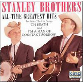 Stanley Brothers - All-Time Greatest Hits [CD] USA importeren