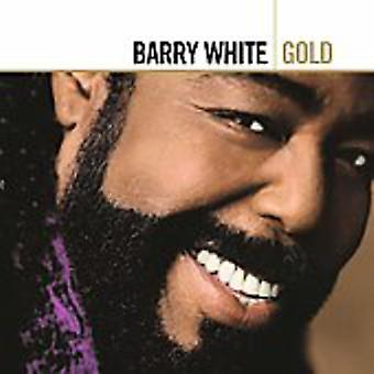 Barry White - guld [CD] USA import