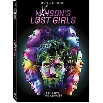 Manson's Lost Girls [DVD] USA import