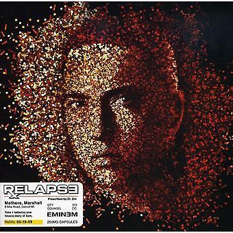 Eminem - Relapse [CD] USA importerer