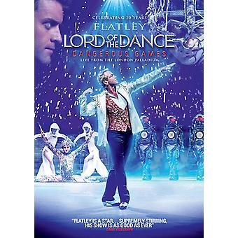 Lord of the Dance: Dangerous Games [DVD] USA import