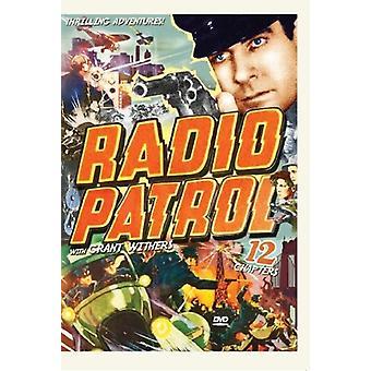 Radio patrulje [DVD] USA importerer
