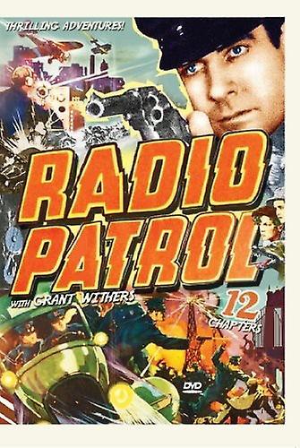 Radio Patrol [DVD] USA import