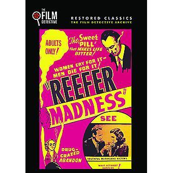 Reefer Madness [DVD] USA import