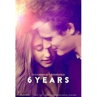6 Years [DVD] USA import