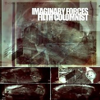 Imaginære styrker - skidt klummeskribent [CD] USA importerer