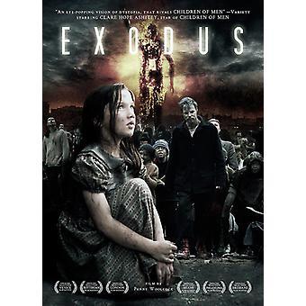 Exodus [DVD] USA importerer