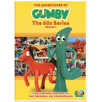 Gumby: 60 's serie V1 [DVD] USA import