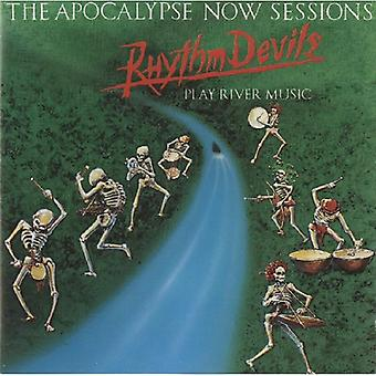 Rytme djævle - Apocalypse nu sessioner [CD] USA importerer
