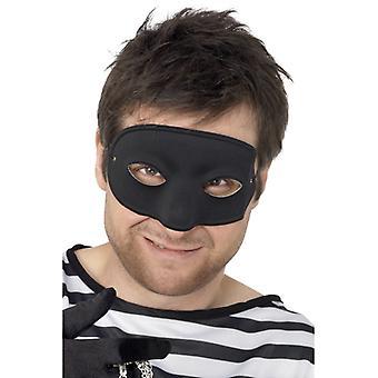 Inbrottstjuv Eyemask, svart