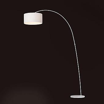 Faro Bcn Papua White Floor Lamp 1 X E27 60W (Lighting , Interior Lighting , Floor lamps)