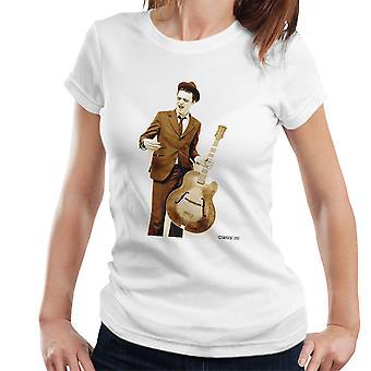 Pete Doherty gitara kobiety zdjęcie T-Shirt
