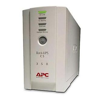 UPS 350 VA APC by Schneider Electric Back UPS BK350-EI