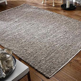 Tapis savane Savannah Taupe Rectangle tapis Plain/presque ordinaire