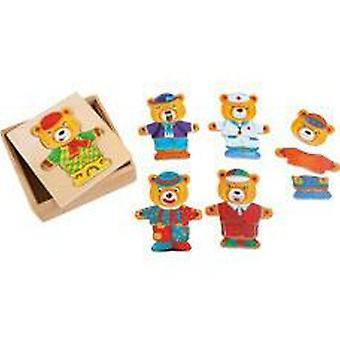 Legler Puzzle to dress  Leo  (Toys , Preschool , Puzzles And Blocs)