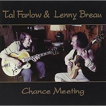 Lenny Breau - Lenny Breau & Tal Farlow-Chance Meetin [CD] USA import