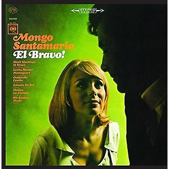 Mongo Santamaria - El Bravo [CD] USA import