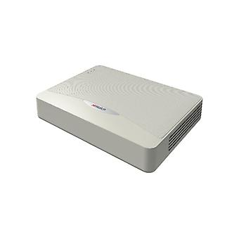 HiWatch HD DVR 16 channels, HDMI 1080 p, recording up to 3mp
