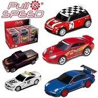 Carrera Pull & speed Mixed Cars Ii Scale 1:43