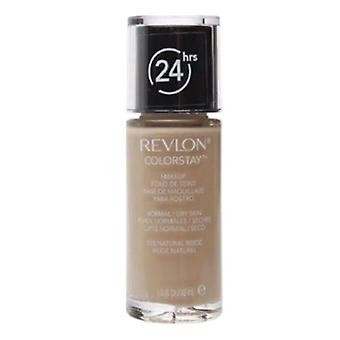Fondation de Revlon N/D naturel Beige