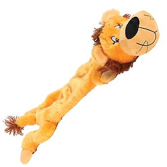 Happy Pet Crinkler Lion Toy