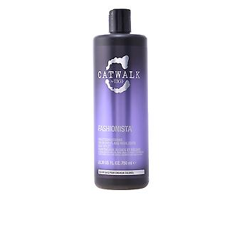 TIGI Catwalk Fashionista Violet Conditioner 750ml Unisex nieuw verzegeld Boxed