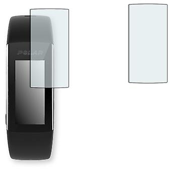 Polar A360 display protector - Golebo crystal-clear protector (deliberately smaller than the display, as this is arched)