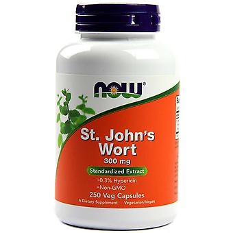 Now Foods St John's Wort 300 mg 250 vcaps (Vitamins & supplements , Special supplements)