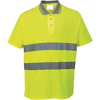 Portwest Mens Comfort transpirable Polo camisa