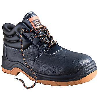 Result Mens Defence Steel Toe & Mid Safety Boot SBP