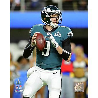 Nick Foles Super Bowl LII Photo Print