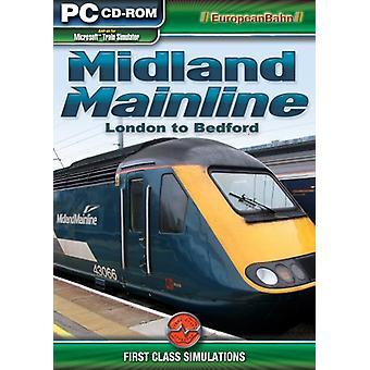 Midland Mainline - London nach Bedford (PC-CD)
