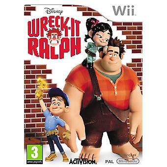 Wreck-It Ralph (Nintendo Wii)