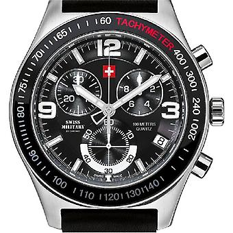 Swiss Military by Chrono Mens clock 20074ST-1L
