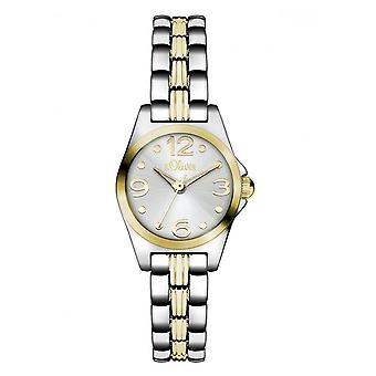 s.Oliver ladies watch wrist watch SO-3075-MQ
