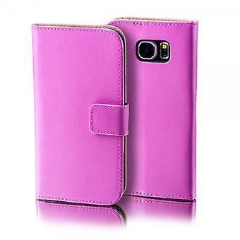 Pocket wallet premium Pink for WIKO Rainbow jam