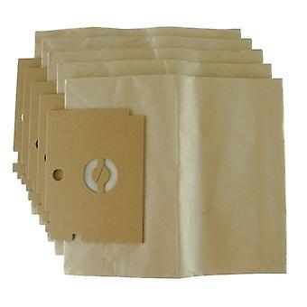 Rowenta enkeltrom støvsuger støv papirposer