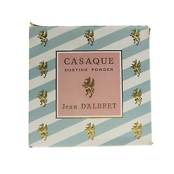 Jean D'Albert 'Casaque' Dusting Powder 6oz/170g New In Box