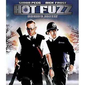 Locandina del film Hot Fuzz (11 x 17)