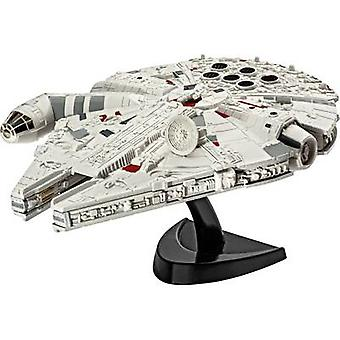 Revell 03600 Star Wars Millenium Falcon Sci-Fi spacecraft assembly kit