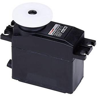 Graupner Standard servo DES 807 BB, MG Digital servo Gear box material: Metal Connector system: JR