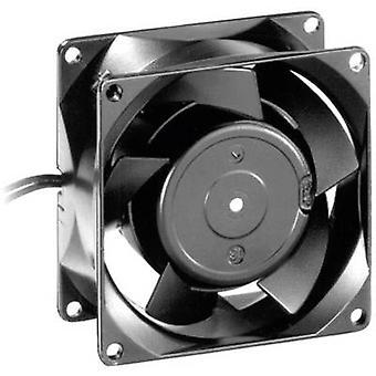 EBM パプスト 8880 N 軸ファン 230 V AC 30 m ³/h (L x 幅 x 高さ) 80 × 80 × 38 mm