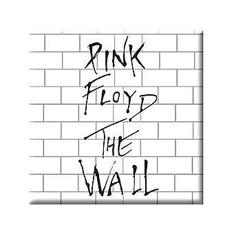 Pink Floyd el imán de nevera de acero de pared