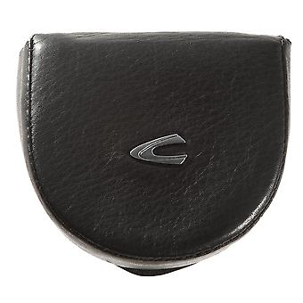 Camel active small leather purse shaking stock exchange Wiener box B34-723