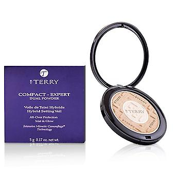 By Terry Compact Expert Dual Powder - # 4 Beige Nude 5g/0.17oz