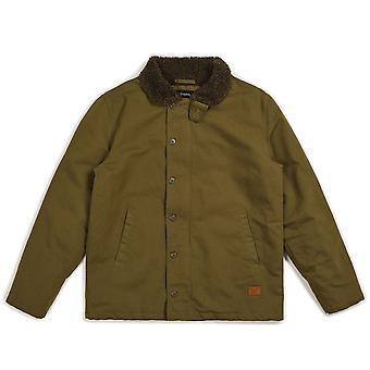 Mástil de Brixton chaqueta oliva