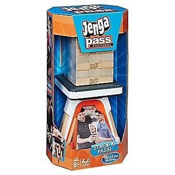 Hasbro Gaming - Jenga Pass Challenge